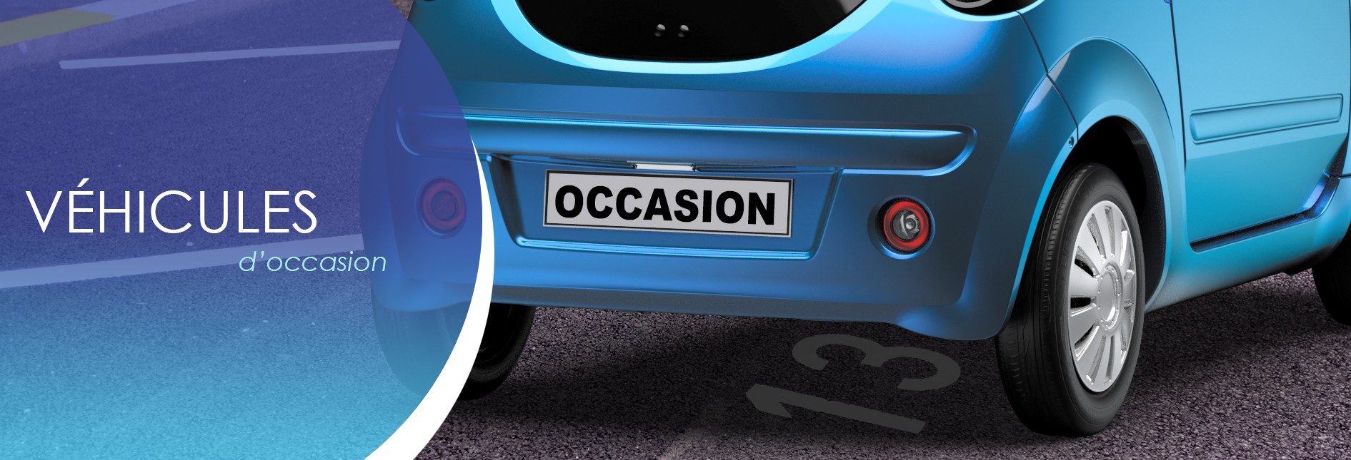 VEHICULES D'OCCASION